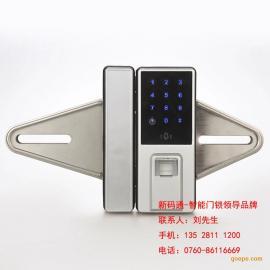 中国结智能锁指纹锁玻璃门指纹密码锁-中国高端指纹锁首选品牌