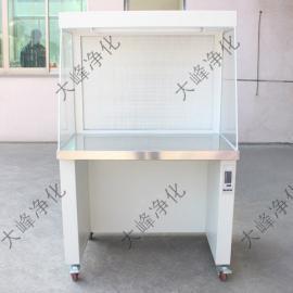 单人水平流工作台SW-CJ-1A(钢板烤漆,台面不锈钢)