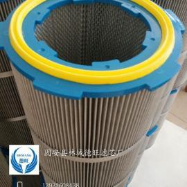 3266覆膜防静电除尘滤芯