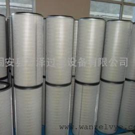 工业自洁式过滤3290除尘滤芯 万泽除尘滤芯