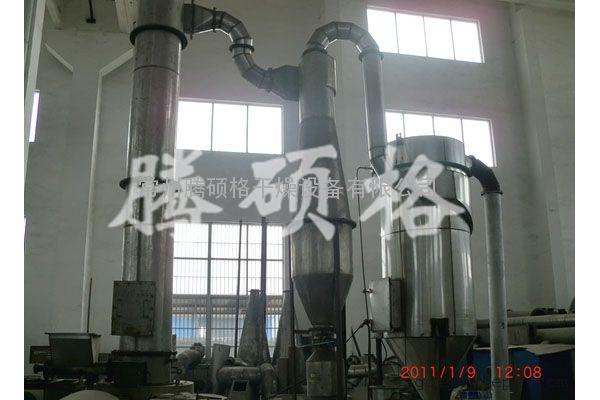 膨润土专用烘干机、闪蒸干燥设备常州腾硕格专业研制