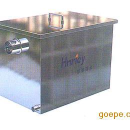 无动力隔油器 隔油池