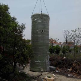 江阴一体化预制泵站