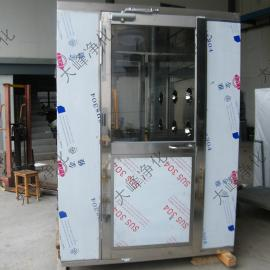 FLS-2C 双人双侧钢板风淋室 净化风淋室