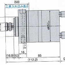 NAKANISHI(NSK)日本中西AMXL-6510BH主轴