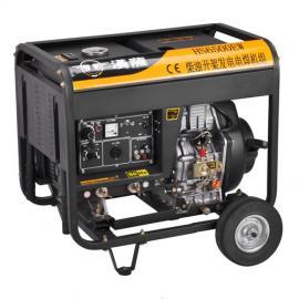 柴油机190A自发电柴油电焊机厂家
