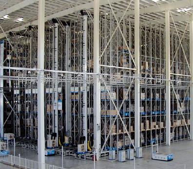 自动化立体仓库,南京新标特仓储设备有限公司