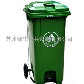 吴江同里塑料垃圾桶批发-240升垃圾桶