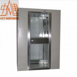 高端精品不锈钢自动感应风淋室