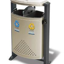 吴江横扇不锈钢垃圾桶
