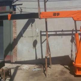 移动式吊运机小吊机楼房上料机定做随车吊小型吊机小型吊运机