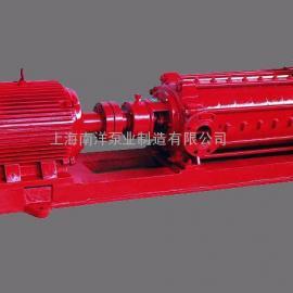 消防泵:XBD-W型卧式多级消防泵