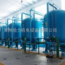 活性炭过滤器  自洁式排气水过滤器