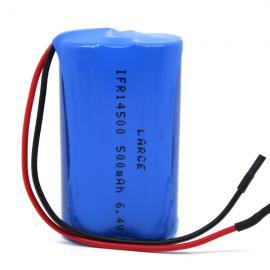 感应水龙头锂电池