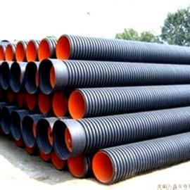 南阳钢带增强螺旋波纹管|南阳排污管经销商