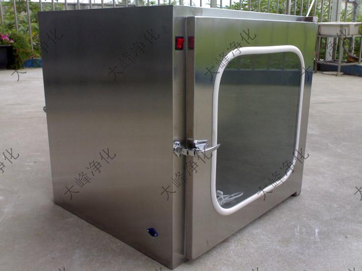 500型机械连锁传递箱 钢板烤漆机械传递窗