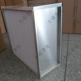 820*600*150高效过滤器 镀锌框过滤器