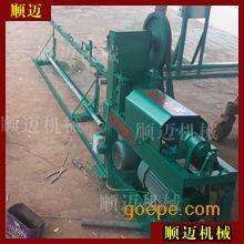 供应顺迈调直机 3-6mm钢丝调直机 调直切断机 自动调直断丝机
