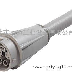 美国CPC塑料快速接头 混合型接头系列 HQC17002