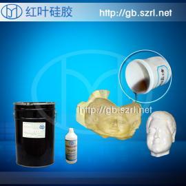 耐高温、耐老化树脂饰品(树脂花)模具硅胶