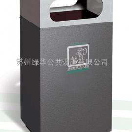 无锡垃圾桶-无锡滨湖垃圾桶-无锡户外不锈钢垃圾桶