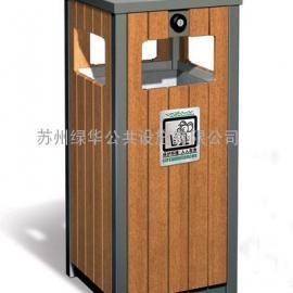 无锡垃圾桶-无锡户外垃圾桶-无锡宜兴木条垃圾桶