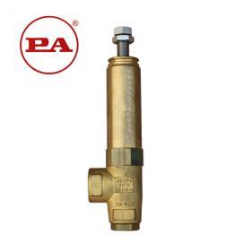 意大利原装进口高压清洗机安全阀 意大利PA VS500安全阀