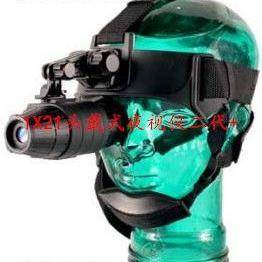 头戴夜视仪奥尔法G120高清二代+ 1X21特价供应
