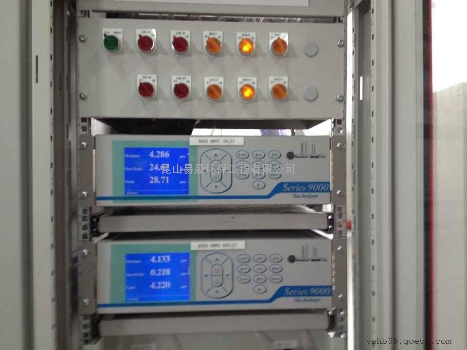 美国BASELINE―9000NMHC甲烷/非甲烷总碳氢仪