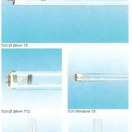 飞利浦TUV PL-S 13W单端插脚紫外线杀菌灯管