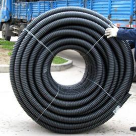 无锡苏州常州南京HDPE碳素螺旋管聚乙烯穿线波纹管厂家