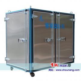 ZYF系列封闭式高效真空滤油机