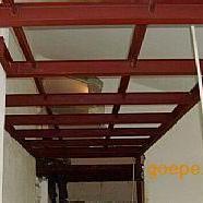 北京钢结构阁楼制作别墅钢结构改造