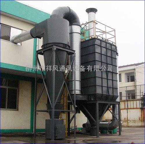 广西锅炉布袋脉冲除尘器 广西生物质锅炉布袋除尘器