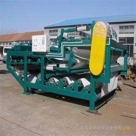 化工厂专用污泥处理设备|带式污泥压滤机