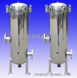 上海品牌白酒黄酒葡萄酒澄清专用不锈钢精密滤芯过滤器青上厂家提
