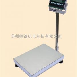 西安50kg防爆电子秤,分度值5g防爆电子台秤