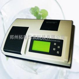 供应贵州拓普GDYQ-100M多参数食品安全快速分析仪价格