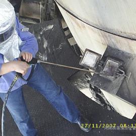 河南凯莲水泥窑预热器结皮清理机、回转窑结皮清洗机去结皮高压水