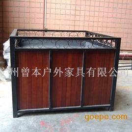 户外花箱 花槽长方形特大 木花盆 实木花架木花箱