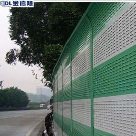 顶部弧形声屏障 顶部弧形隔音墙 厂家供应 质优价廉