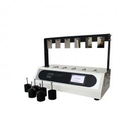 6工位持粘性测试仪/持粘保持力测试仪