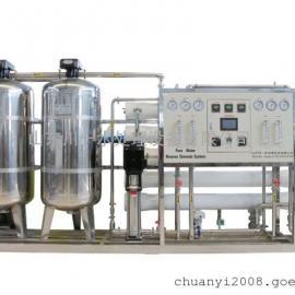 4吨纯净水设备,矿泉水设备与纯净水设备的区别