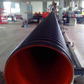 钢带双壁波纹管,市政排污管