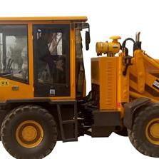 WZ25-20全工轮胎挖掘装载机