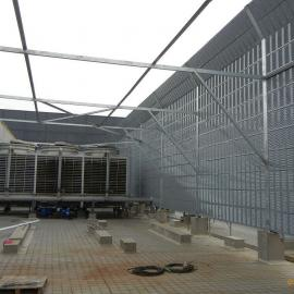 铁路声屏障中央空调噪音治理噪声治理声屏障厂家高速公路隔音墙