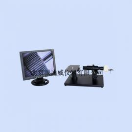 卧式单筒显微镜 视频显微镜 单筒显微镜