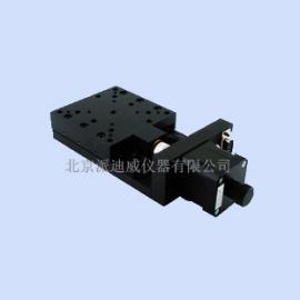 PT-GD102P普通精度电动平移台、X轴位移台、研磨丝杆滑台、电动移