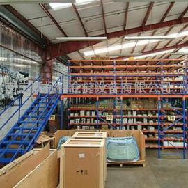 汽车4s店货架,南京新标特仓储设备有限公司