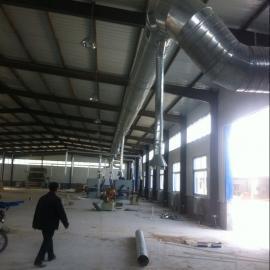 木工除尘器家具厂中央吸尘器木材加工厂除尘器实木门厂除尘器